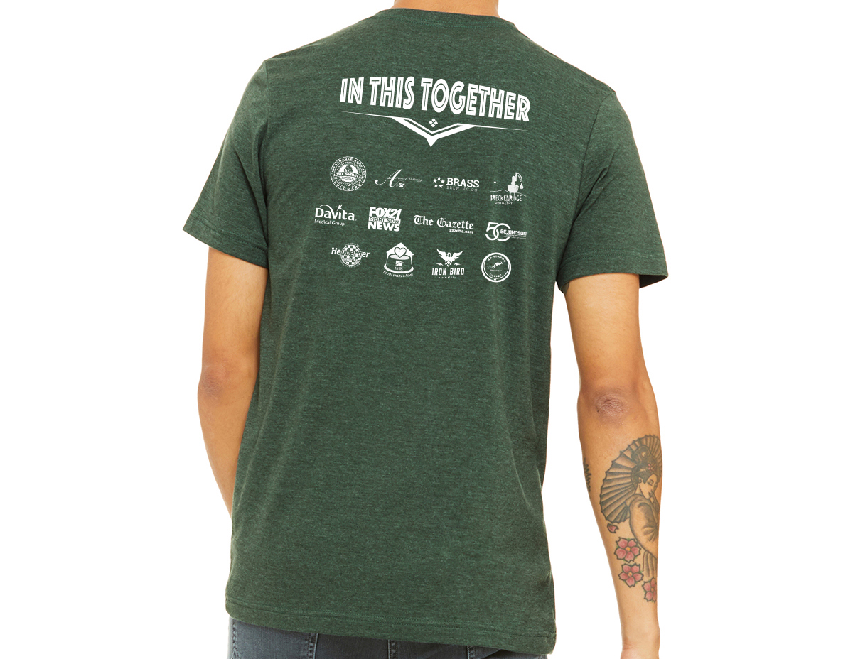"Limited Edition ""In This Together"" T-Shirt"
