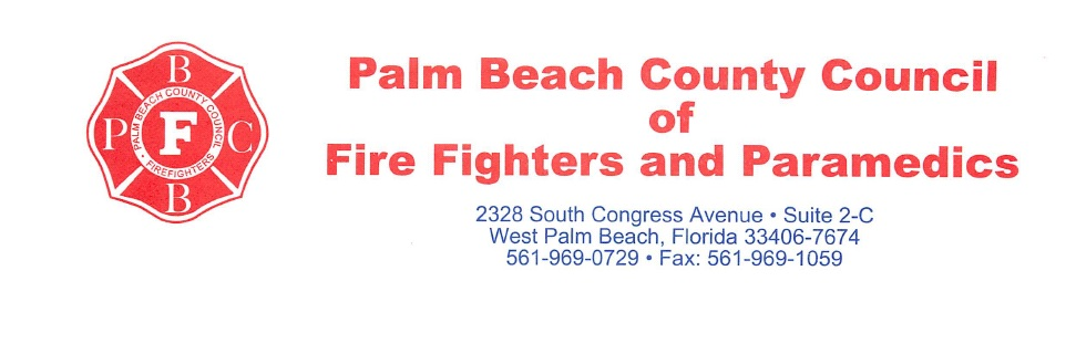 Palm Beach County Council of Firefighters