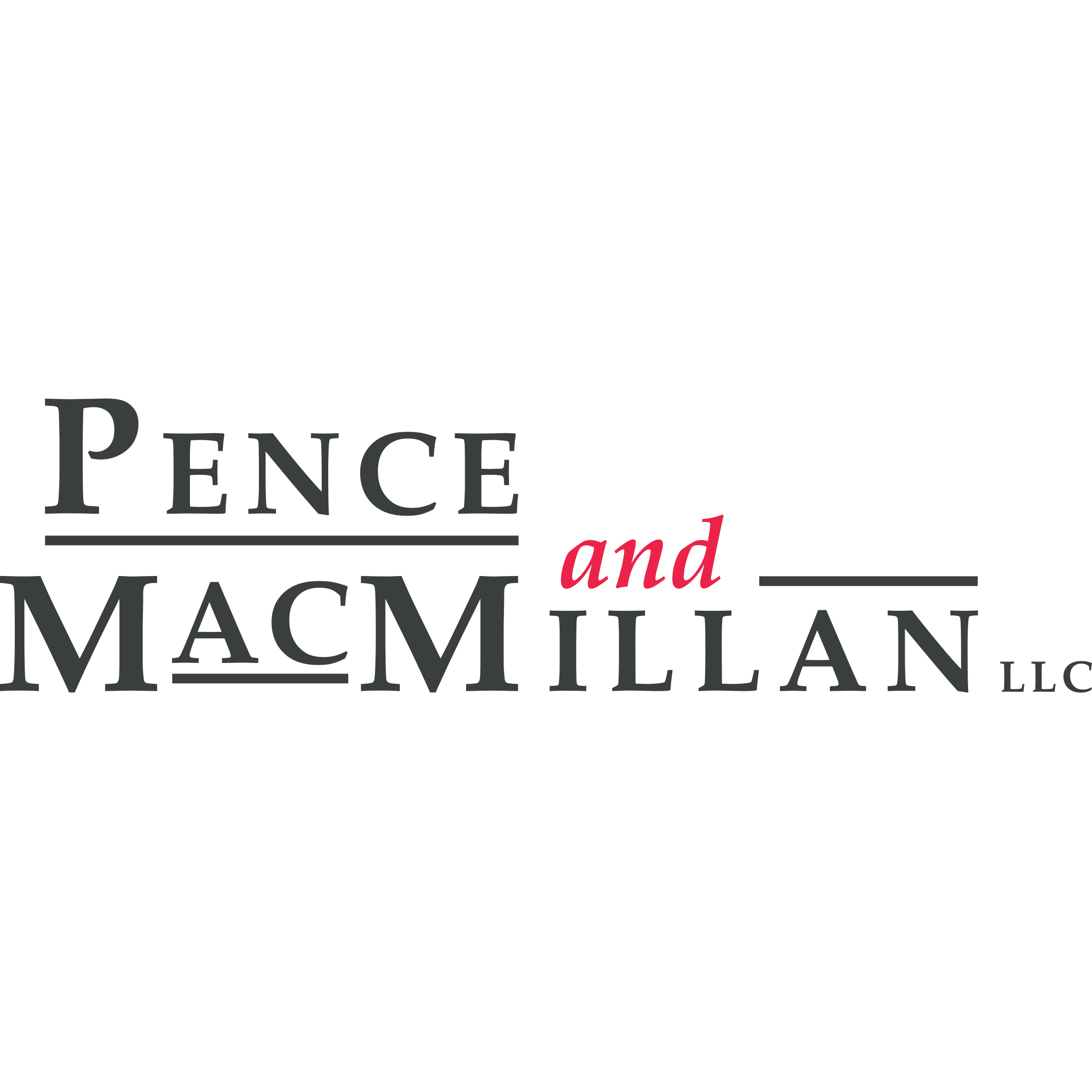 Pence and MacMillan