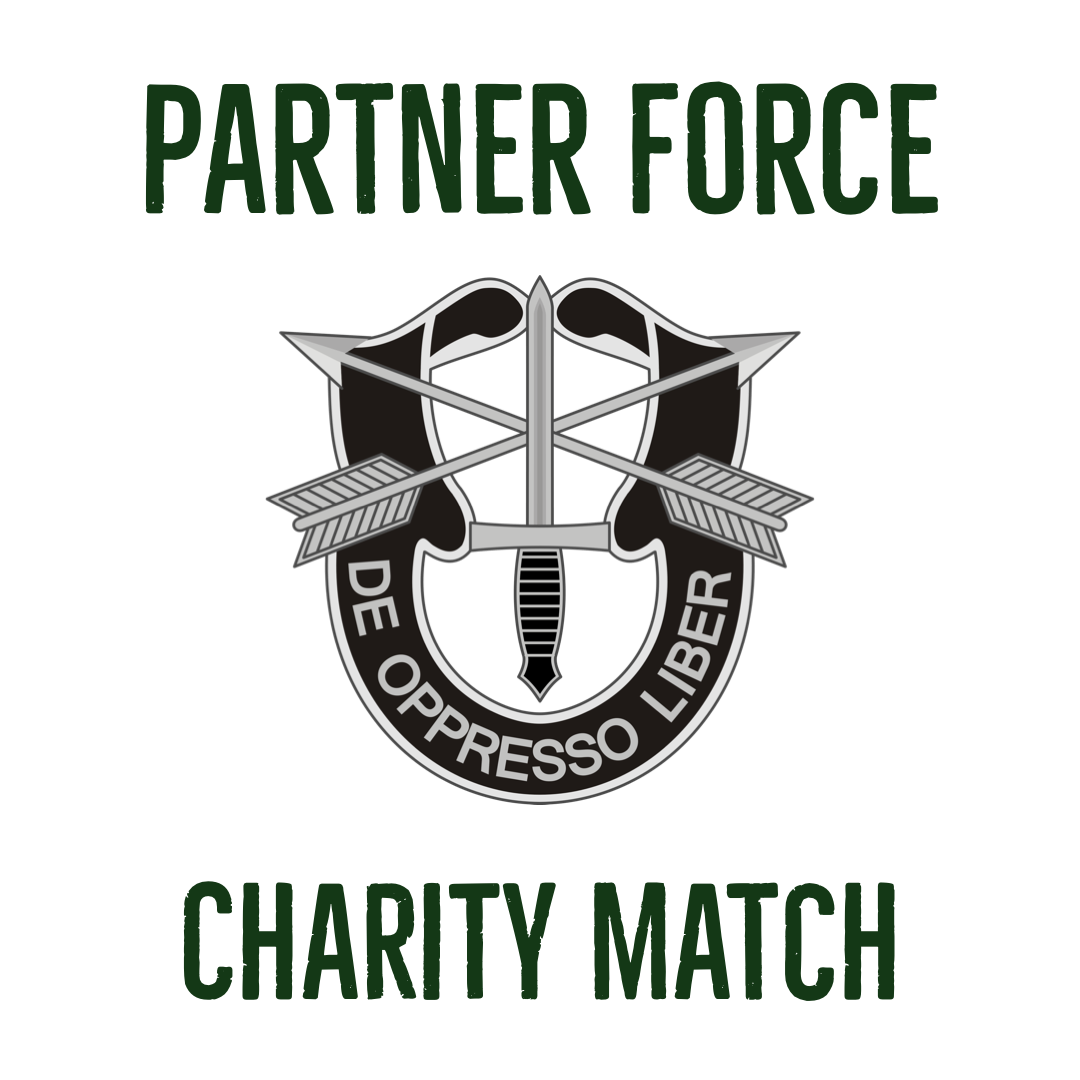 Partner Force Charity Match