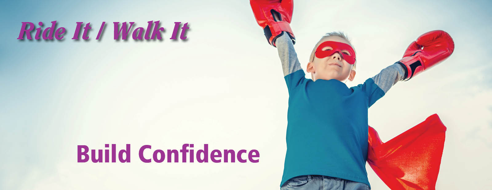 You Can Build Confidence