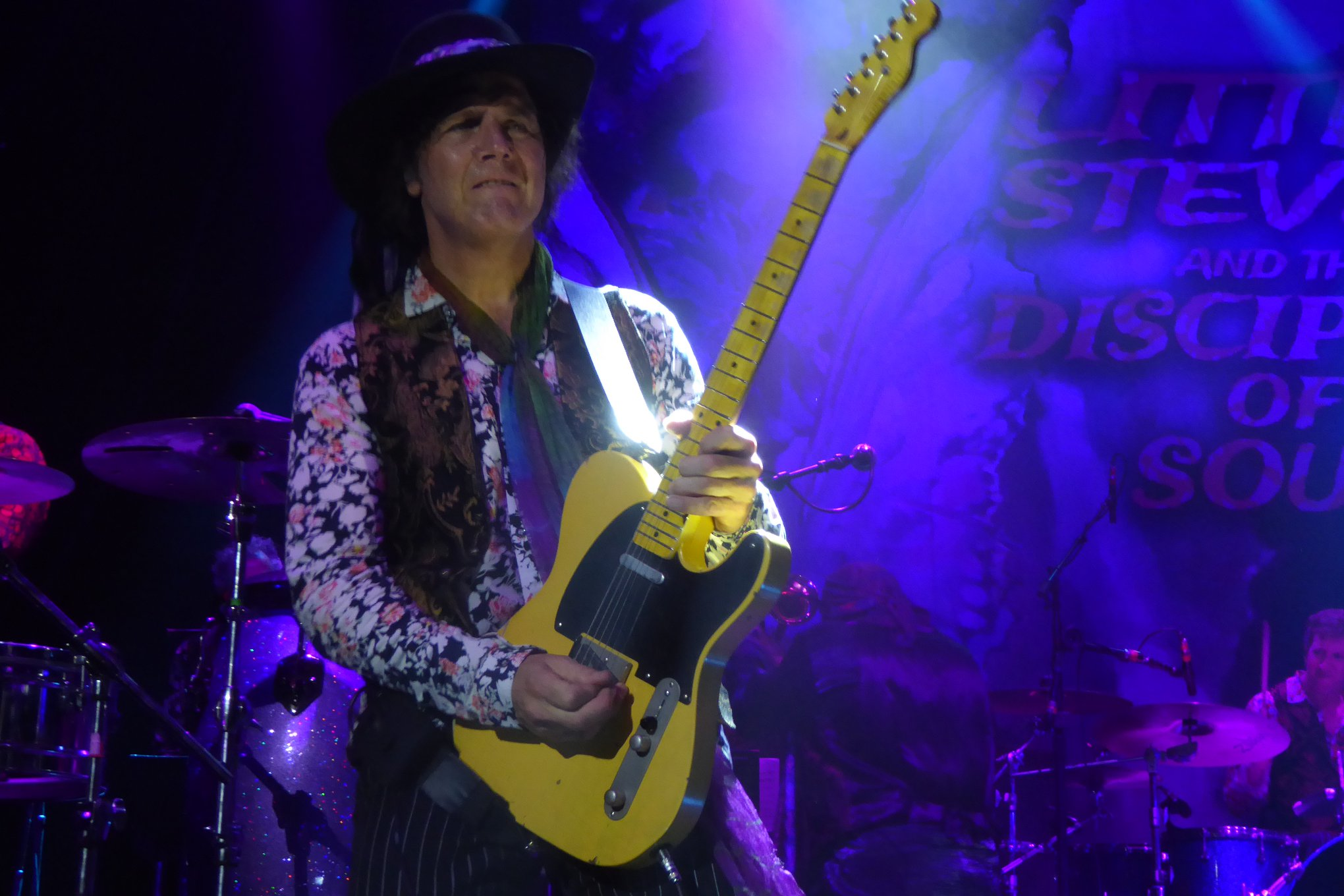 Special Appearance by Marc Ribler of the Disciples of Soul