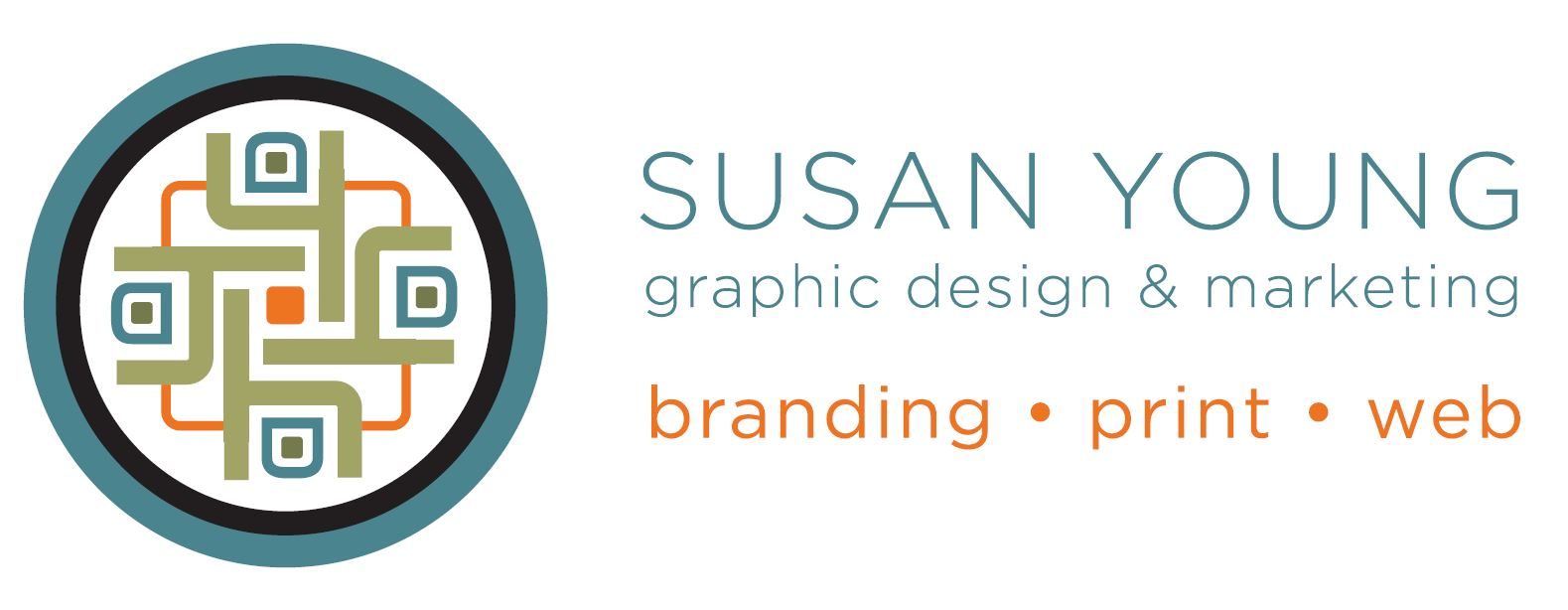 Susan Young Graphic Design & Marketing