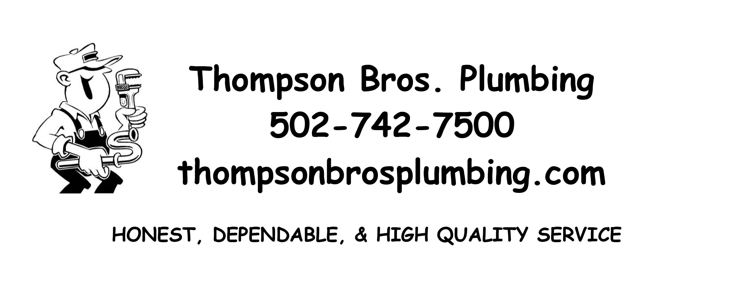 Thompson Bros. Plumbing
