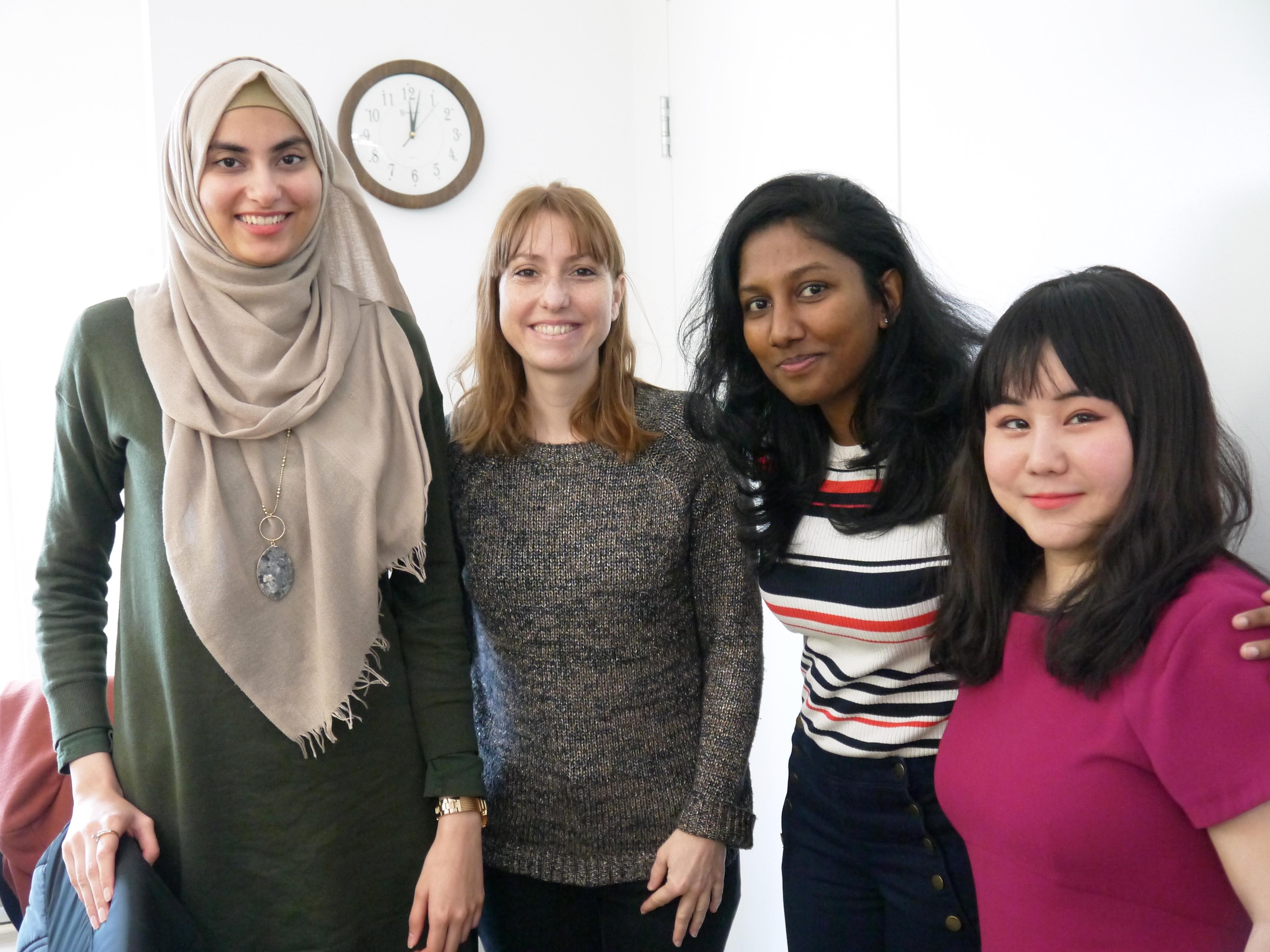 Tech Connect Program for Newcomer Women