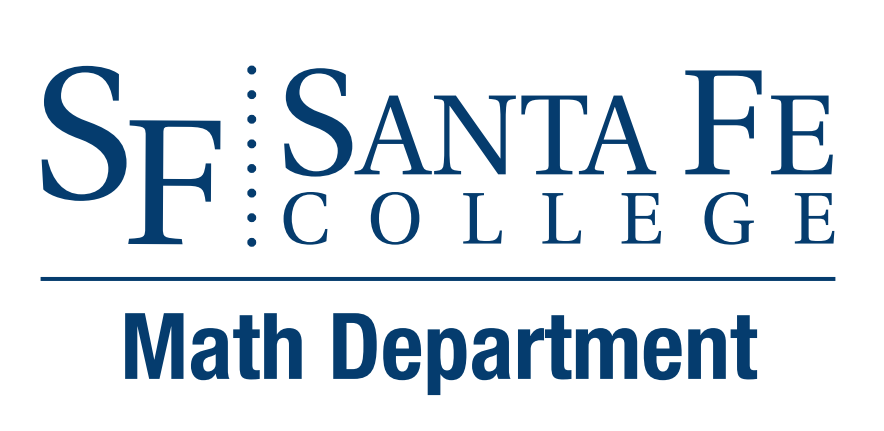 Santa Fe College Math Department