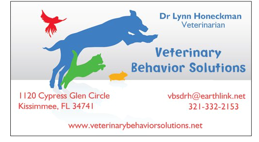 Veterinary Behavior Solutions