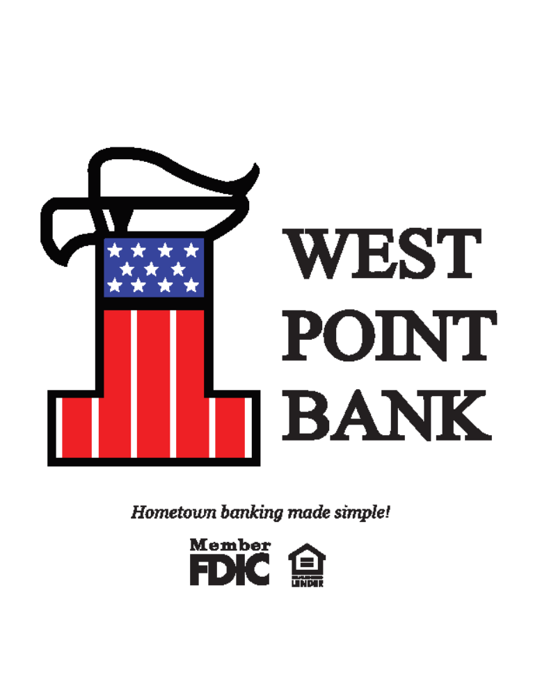 West Point Bank