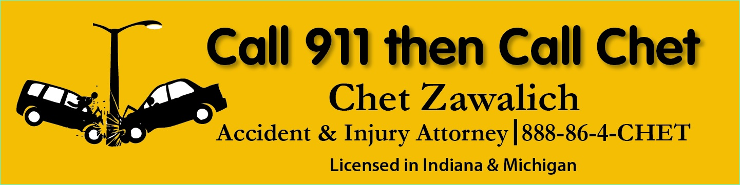 Chet Zawalich Accident & Injury Attorney